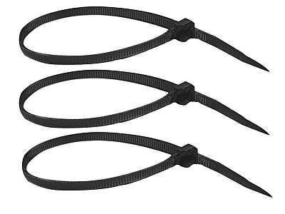 Abraçadeira de nylon 300mm